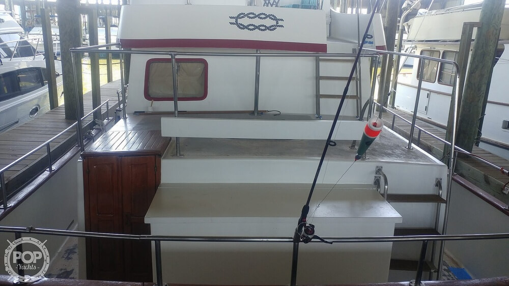 1983 Ocean Alexander boat for sale, model of the boat is 43 & Image # 21 of 40