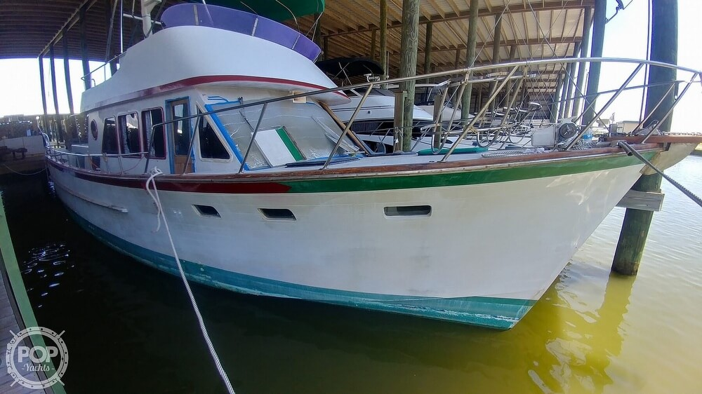 1983 Ocean Alexander boat for sale, model of the boat is 43 & Image # 27 of 40