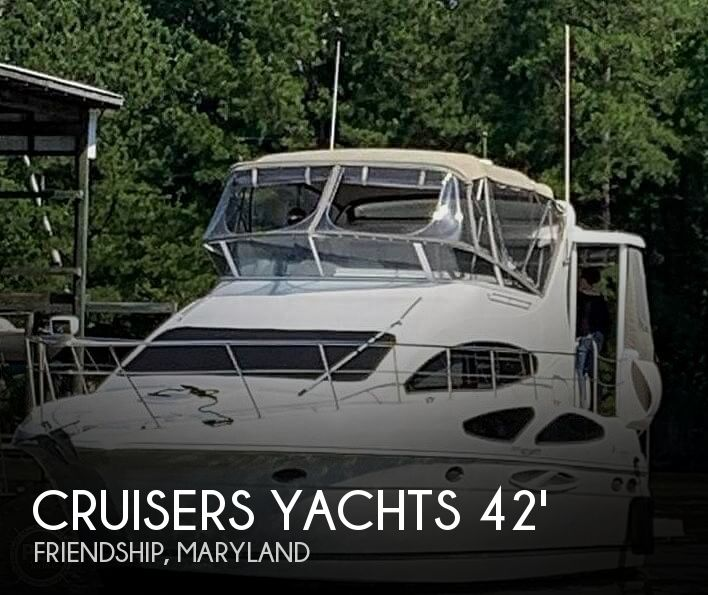 Used Boats For Sale in Maryland by owner | 2006 Cruisers Yachts 420 Express