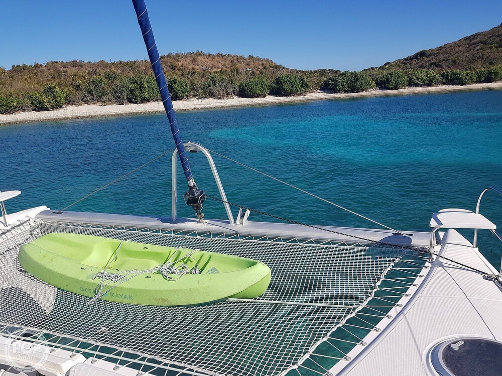 2012 Fountaine Pajot boat for sale, model of the boat is Orana 44 & Image # 3 of 40