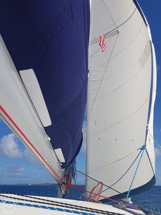 2012 Fountaine Pajot boat for sale, model of the boat is Orana 44 & Image # 2 of 40
