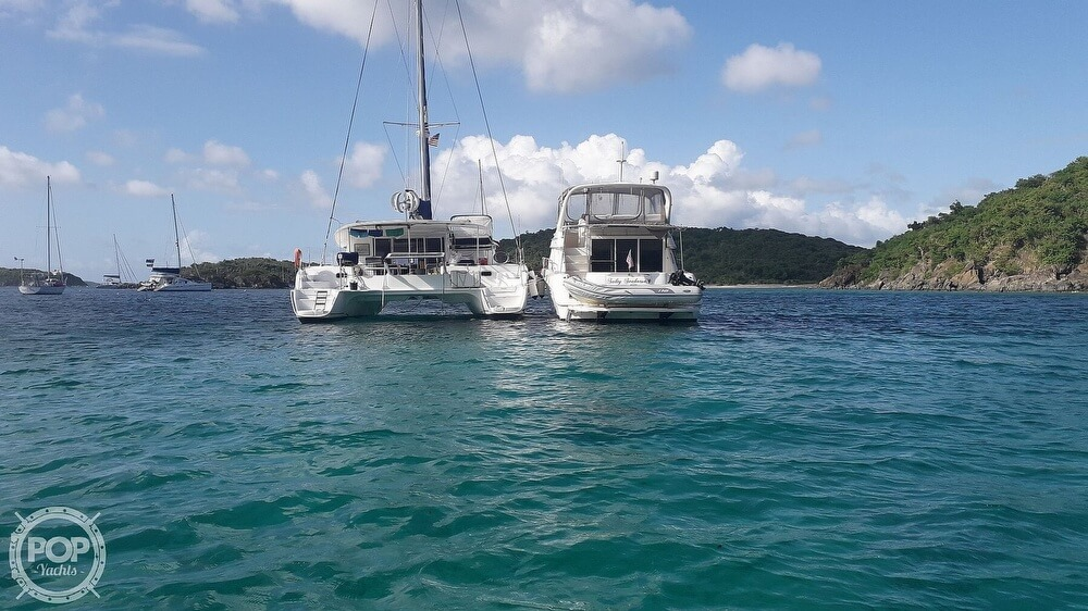 2012 Fountaine Pajot boat for sale, model of the boat is Orana 44 & Image # 5 of 40