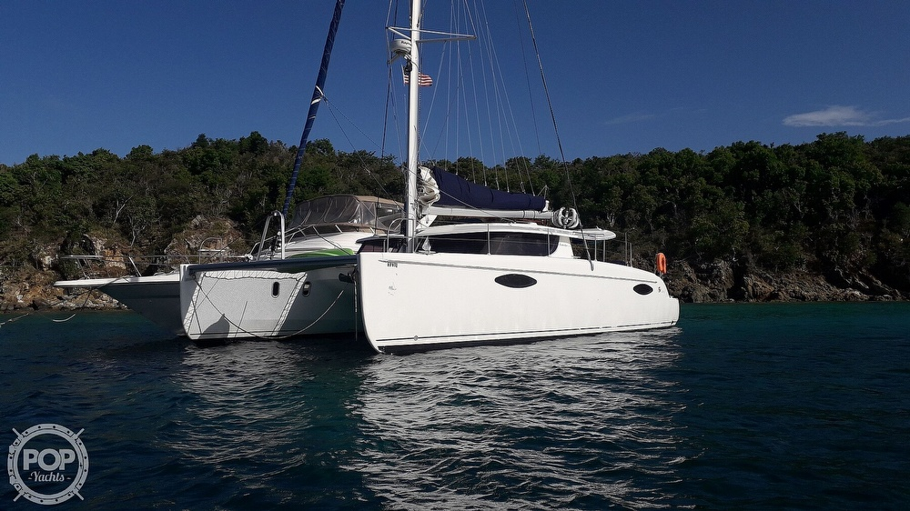 2012 Fountaine Pajot boat for sale, model of the boat is Orana 44 & Image # 7 of 40