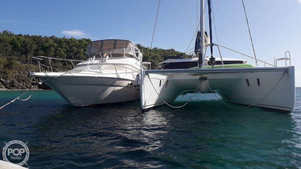 2012 Fountaine Pajot boat for sale, model of the boat is Orana 44 & Image # 8 of 40