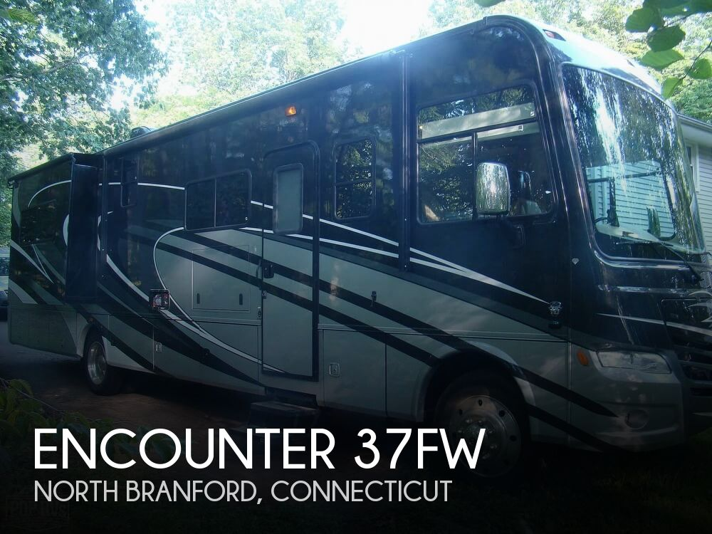2013 Coachmen Encounter 37FW