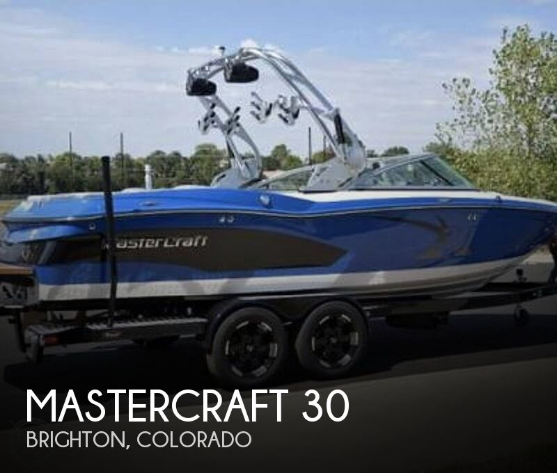 Used Mastercraft Boats For Sale by owner | 2013 Mastercraft 30