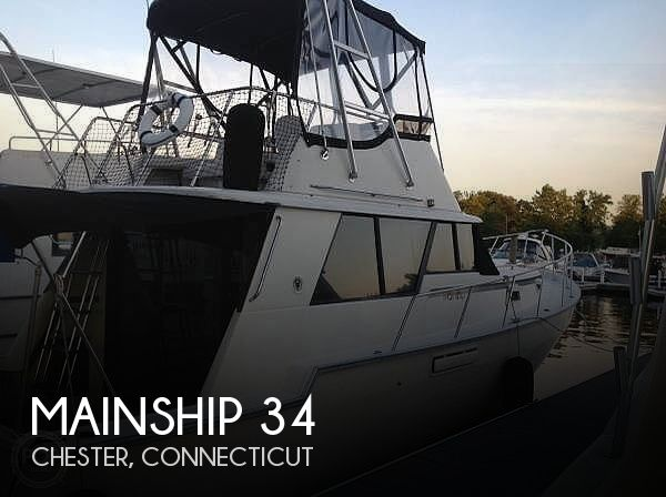 Used Mainship Boats For Sale by owner | 1983 Mainship 34
