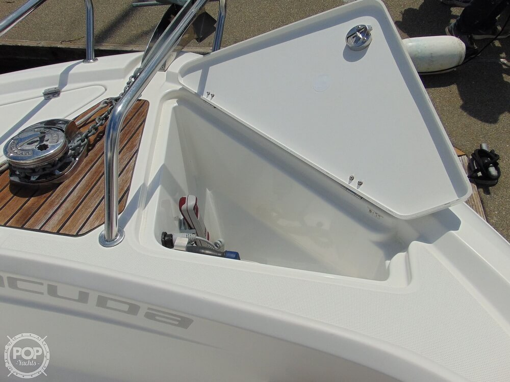 2013 Beneteau boat for sale, model of the boat is Barracuda 9 & Image # 39 of 41