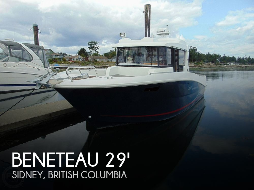 2013 BENETEAU BARRACUDA 9 for sale