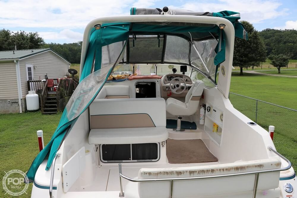 1997 Wellcraft boat for sale, model of the boat is 26SE & Image # 6 of 40
