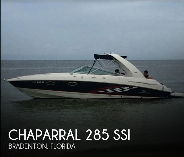 Used Chaparral 28 Boats For Sale by owner | 2006 Chaparral 28
