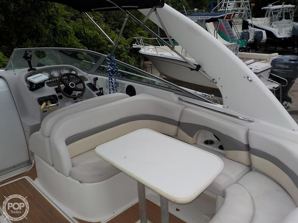 2006 Chaparral boat for sale, model of the boat is 285 SSI & Image # 21 of 40