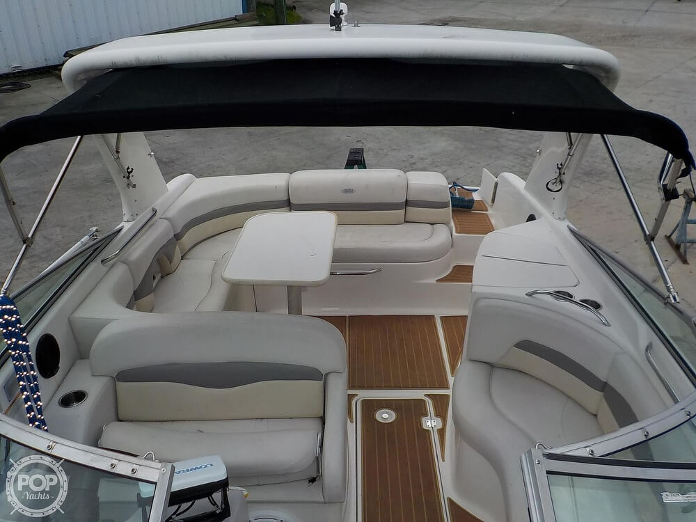 2006 Chaparral boat for sale, model of the boat is 285 SSI & Image # 22 of 40