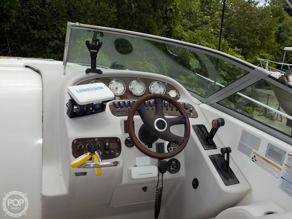 2006 Chaparral boat for sale, model of the boat is 285 SSI & Image # 28 of 40