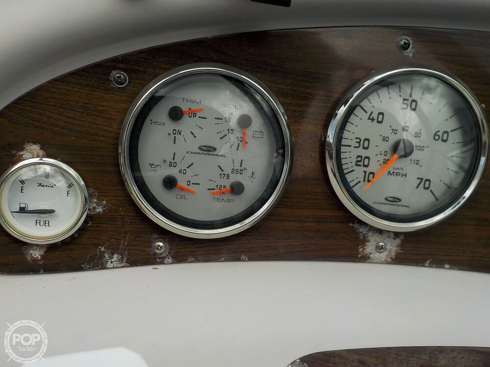 2006 Chaparral boat for sale, model of the boat is 285 SSI & Image # 30 of 40