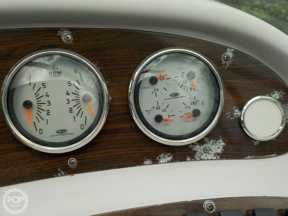 2006 Chaparral boat for sale, model of the boat is 285 SSI & Image # 31 of 40