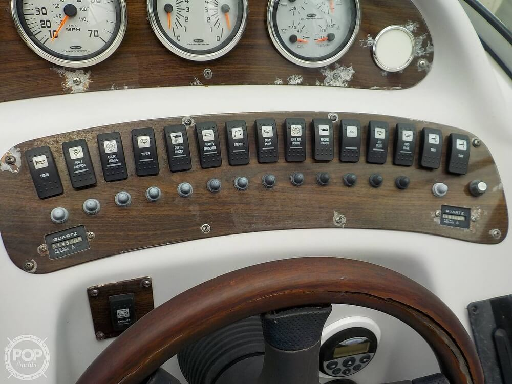 2006 Chaparral boat for sale, model of the boat is 285 SSI & Image # 32 of 40