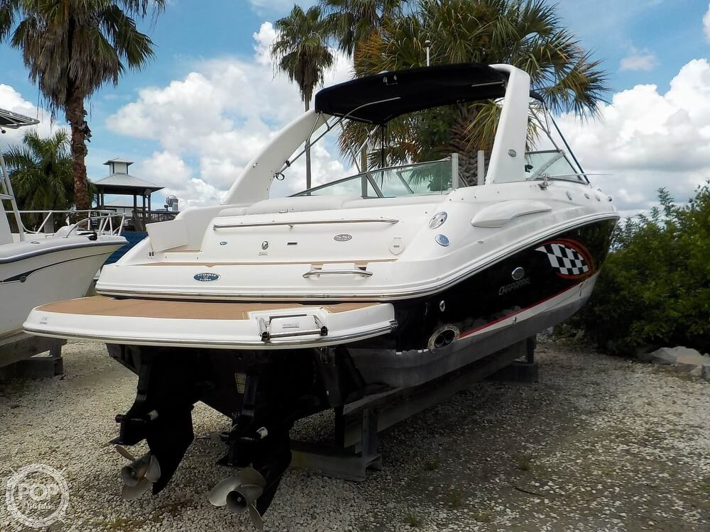 2006 Chaparral boat for sale, model of the boat is 285 SSI & Image # 7 of 40