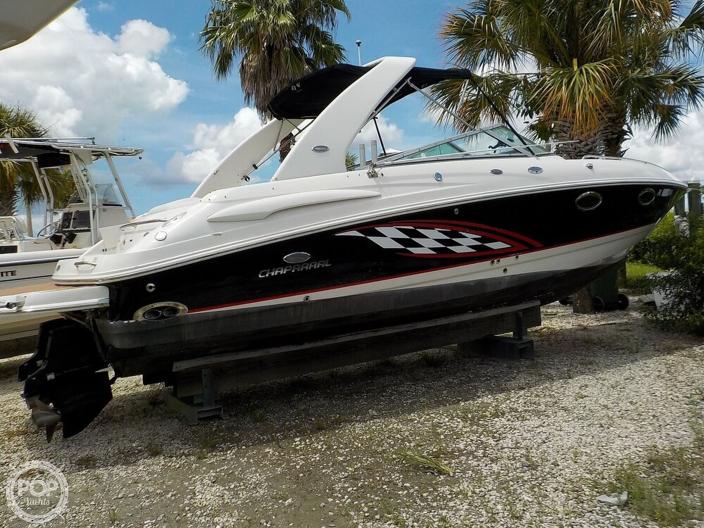 2006 Chaparral boat for sale, model of the boat is 285 SSI & Image # 4 of 40