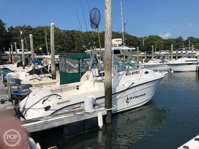 Seaswirl 2601 Walkaround, 25', for sale - $23,900