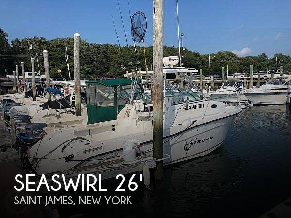 Used SEASWIRL Boats For Sale by owner | 2005 Seaswirl 25