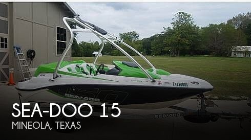 Used 2005 Sea Doo Pwc Challenger 180 Sc For Sale