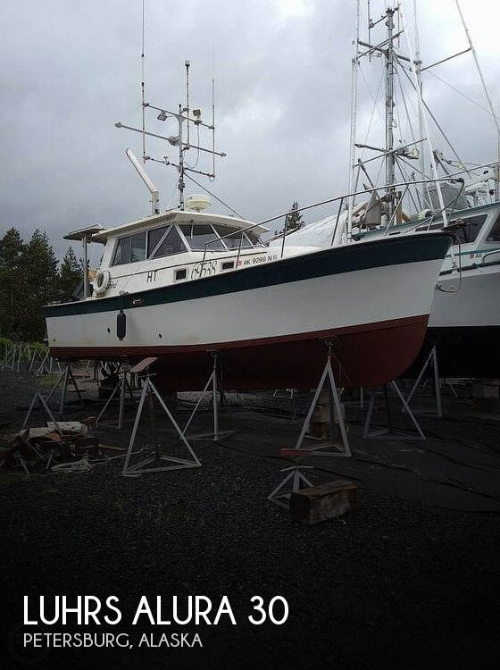 Used Alura Boats For Sale by owner | 1987 Alura 30
