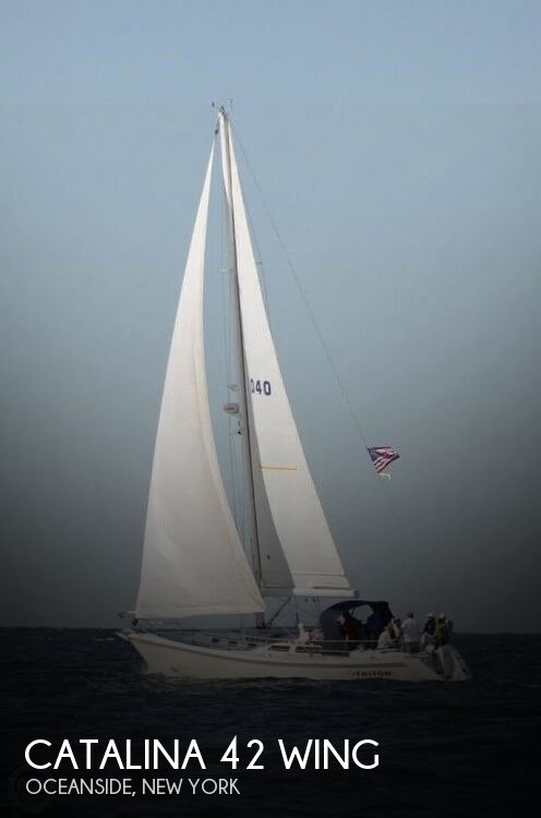Used Sailboats For Sale in New York by owner | 1989 Catalina 42
