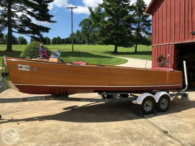 1936 Chris-Craft Utility Deluxe #507 - #1