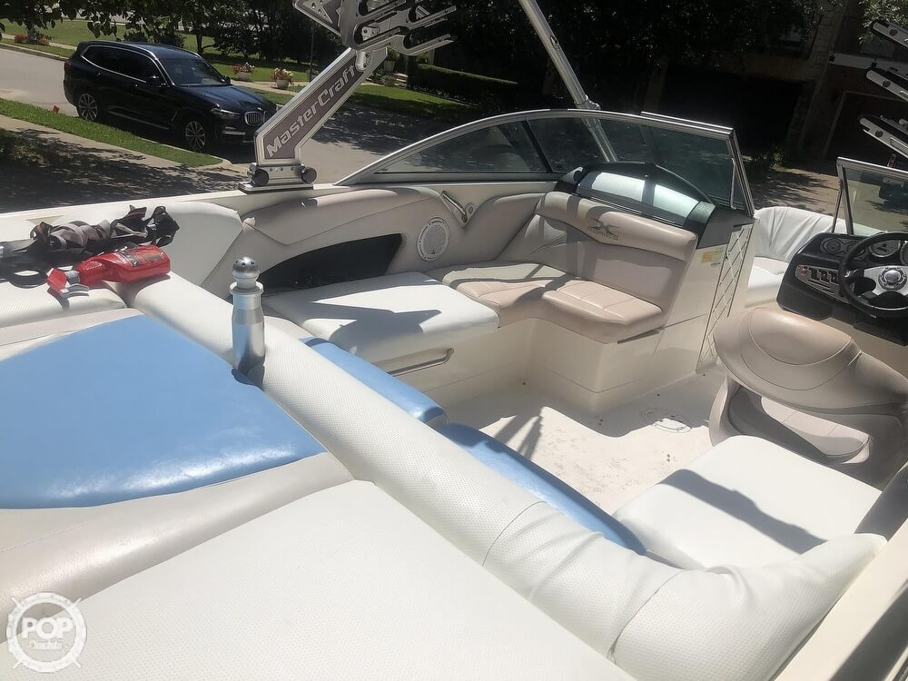 2007 Mastercraft boat for sale, model of the boat is X2 & Image # 40 of 40