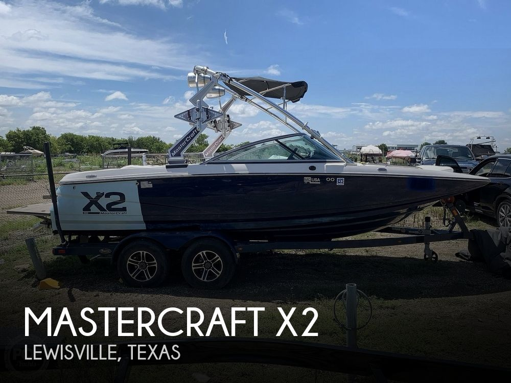 2007 Mastercraft boat for sale, model of the boat is X2 & Image # 1 of 40