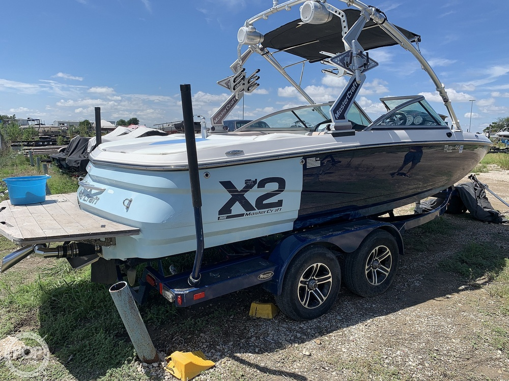 2007 Mastercraft boat for sale, model of the boat is X2 & Image # 27 of 40