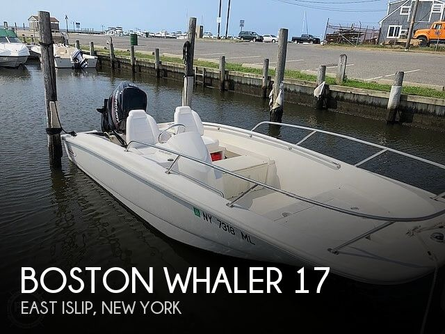 Used Boston Whaler Boats For Sale in New York by owner | 2016 Boston Whaler 17