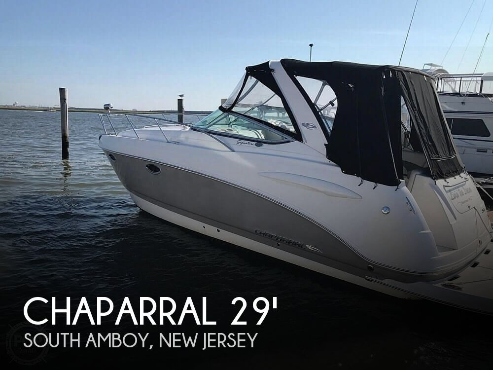 Used Chaparral 31 Boats For Sale by owner | 2007 Chaparral 31
