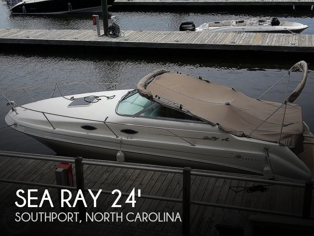 Used Sea Ray Boats For Sale in North Carolina by owner | 1998 Sea Ray 24
