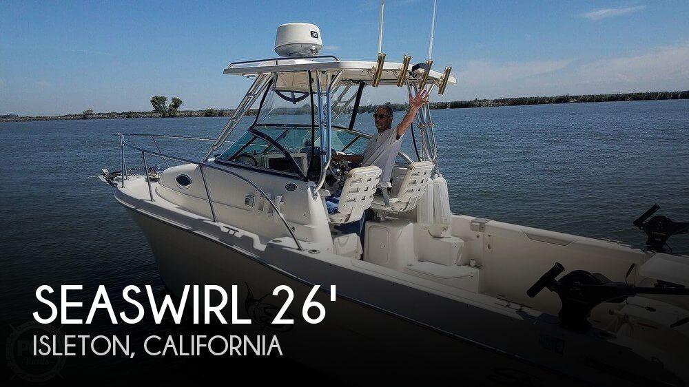 Used SEASWIRL Boats For Sale by owner | 2011 Seaswirl 26