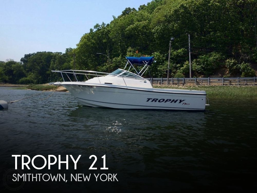 Used Trophy Boats For Sale by owner | 2008 Trophy 21