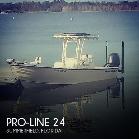 Used Pro-Line Boats For Sale in Florida by owner | 1981 Pro-Line 24