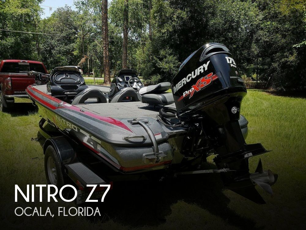Used NITRO Boats For Sale in Florida by owner | 2015 Nitro 18