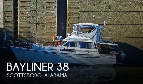 Used Boats For Sale in Huntsville, Alabama by owner | 1989 Bayliner 38