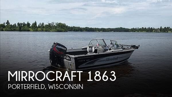 Used Mirrocraft Boats For Sale by owner | 2016 Mirrocraft F1863 Agressor X