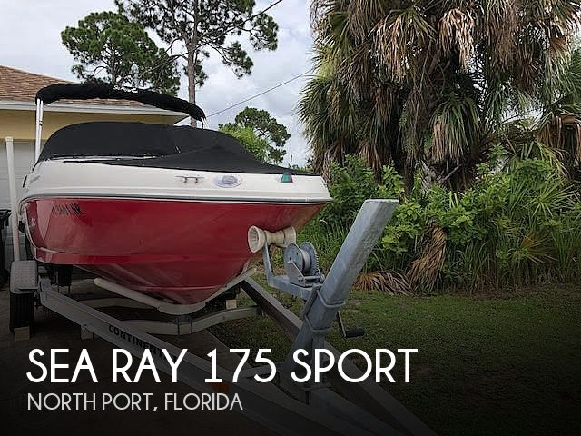 Used Sea Ray 175 Sport Boats For Sale by owner | 2008 Sea Ray 175 Sport