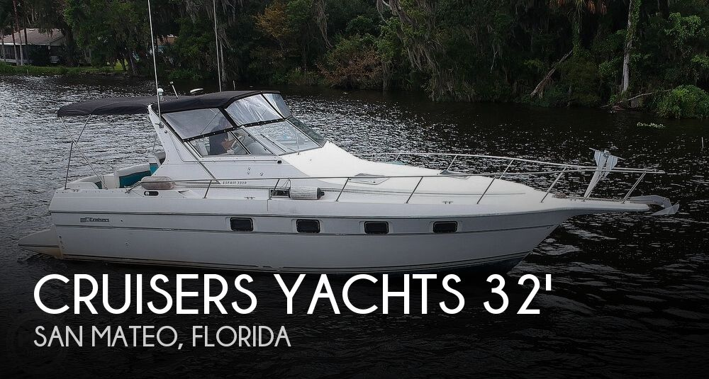 1992 Cruisers Esprit 3370 For Sale
