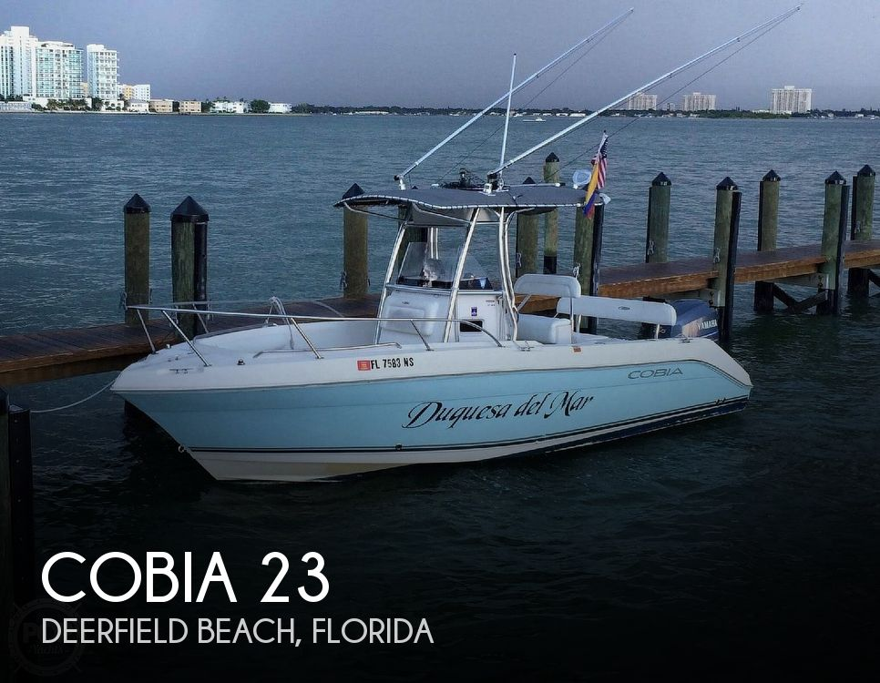 Used Cobia Boats For Sale by owner | 2008 Cobia 23