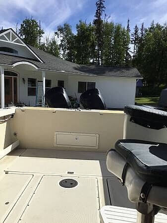 1985 Pursuit boat for sale, model of the boat is 2600 Tierra & Image # 6 of 13