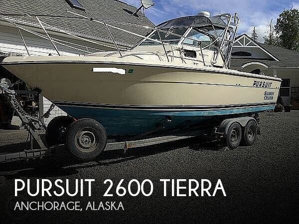 1985 PURSUIT 2600 TIERRA for sale