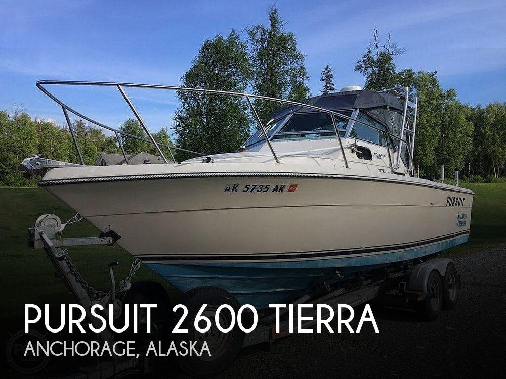 1985 PURSUIT 2600 TIERRA for sale