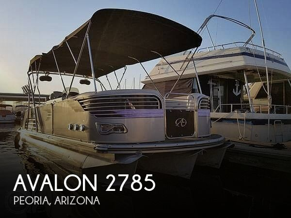Used Power boats For Sale in Arizona by owner | 2013 Avalon 27
