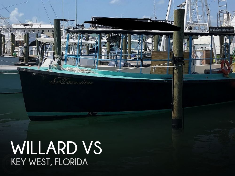 Used Willard Boats For Sale by owner | 1980 40 foot Willard VS