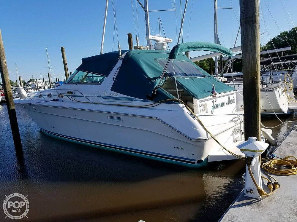 1994 Sea Ray boat for sale, model of the boat is 440 Sundancer 2010 Iveco 370s & Image # 18 of 40